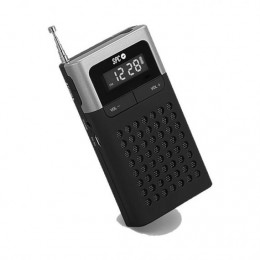 RADIO SPC ICY PRO MAGNETIC BLACK